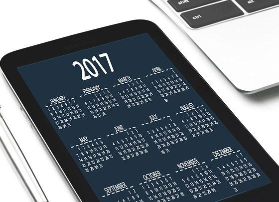 Ausschreibungsrunde 2017 ist eröffnet