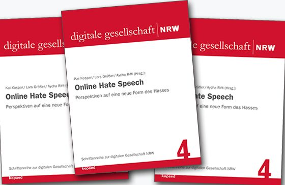 """""""Online Hate Speech"""": neue Publikation"""