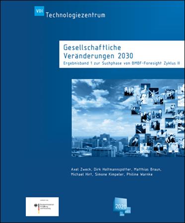 Gesellschaftliche Veränderungen 2030
