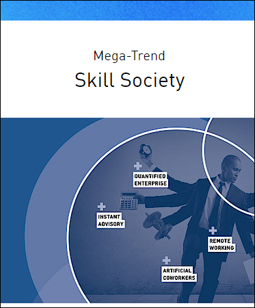 Mega-Trend: Skill Society