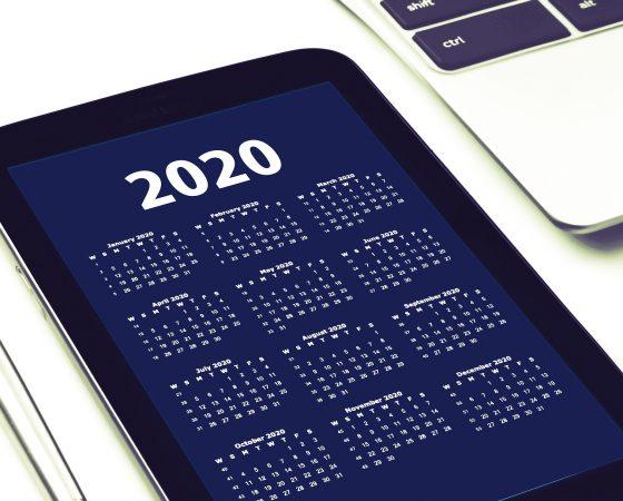 Ausschreibung 2020 eröffnet