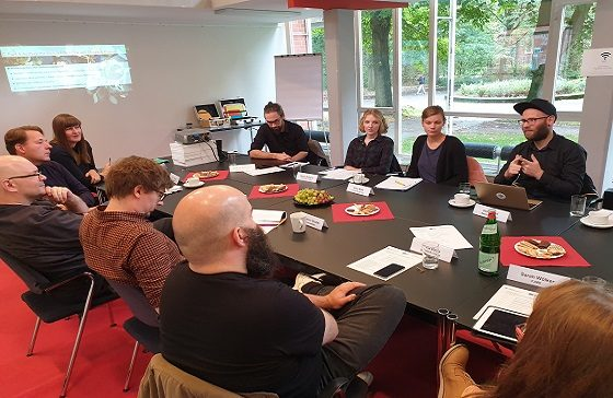 Making, Fabbing, Hacking – Abschluss Round Table