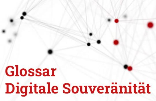 Online-Glossar Digitale Souveränität